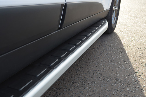 Aluminium Side Steps Bars Running Boards To Fit Porsche Cayenne (2012+)