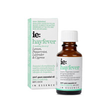 ie: Hayfever Essential Oil Blend 25mL