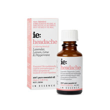 ie: Headache Essential Oil Blend 25mL