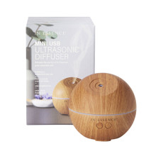 Woodgrain USB Mini Ultrasonic Diffuser