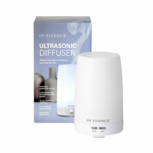 White Ultrasonic Diffuser