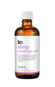 ie: Sleep Massage Oil