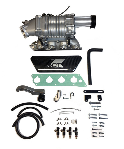 CT-Engineering SuperCharger Kit for 2012-2015 Civic Si - 9th gen K24Z7