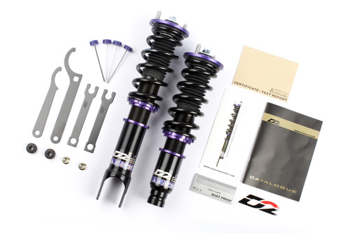 D2 Racing RS Coilovers for Honda & Acura
