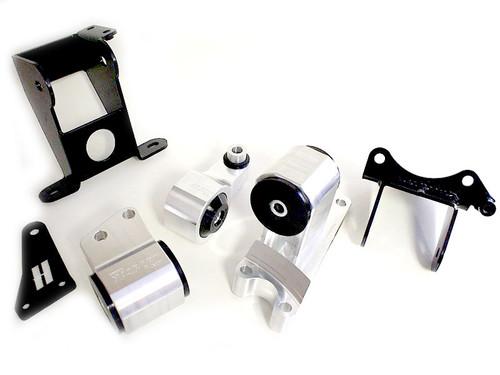 Hasport 06-11 Civic Si Complete Engine Mount Kit FDSTk