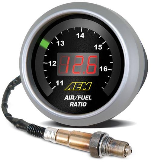 AEM Digital Wideband UEGO Sensor & AFR Gauge (30-4110)