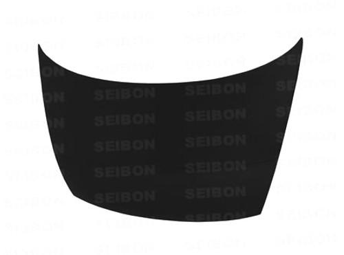 Seibon OEM Carbon Fiber Hood for 2006-2011 Honda Civic Coupe HD0607HDCV2D-OE
