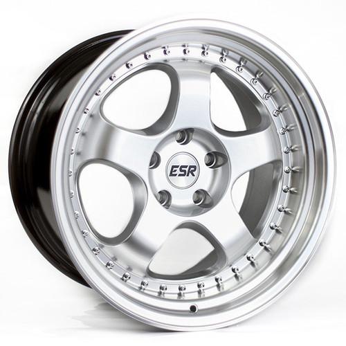 ESR SR06 Wheels in Silver