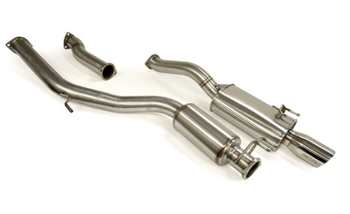 K-Tuned Exhaust System 2012-2015 Civic Si Coupe & Sedan