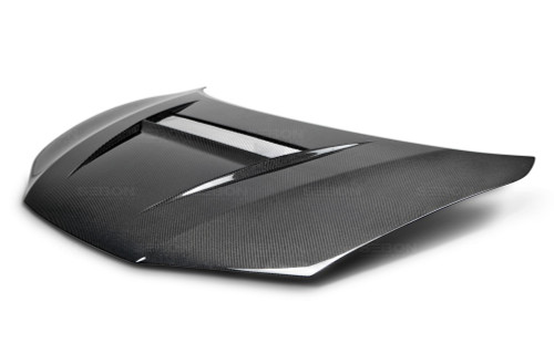 Seibon Carbon Fiber VSII-Style Hood Civic 14-15 Coupe