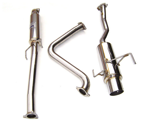 Invidia 97-00 Prelude N1 Cat-back Exhaust
