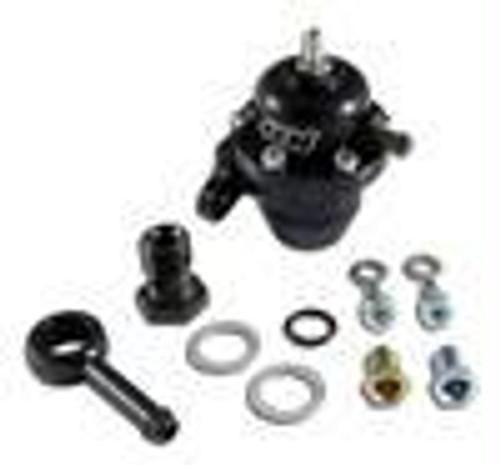 AEM 96-97 Acura CL / 94-97 Accord / 96-00 Civic Ex Black Adjustable Fuel Pressure Regulator