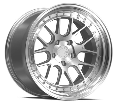 Aodhan DS06 DS-06 Wheel Silver