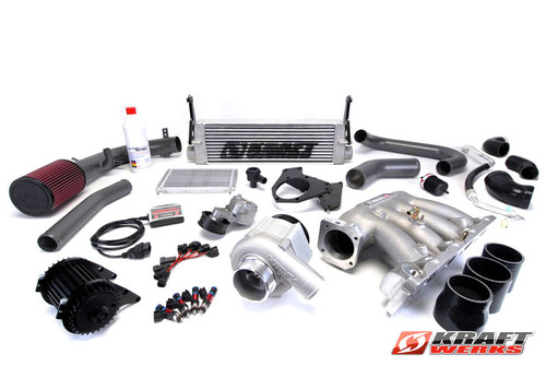 06-11 Honda Civic Si Kraftwerks Supercharger Kit 06 07 08 09 10 11