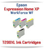 Epson Expression Home XP, WorkForce WF Printer Compatible Ink Cartridges by InkPro2day
