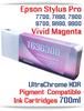 T636300 Vivid Magenta - Epson Stylus Pro UtraChrome HDR Pigment Compatible Ink Cartridge 700ml