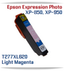 Light Magenta High-capacity Expression Photo XP-850 Small in One, XP-950 Small in One Printer Compatible Ink Cartridges
