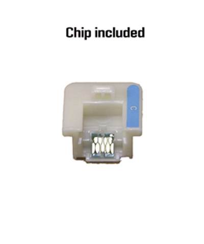 Cyan Chip - EPSON SureColor F6070, F7070, F7170, F6200, F7200, F9200, F9370 printer Dye Sublimation Ink