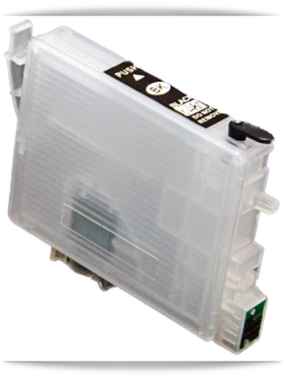 T060120 Black Epson Stylus Refillable Ink Cartridge