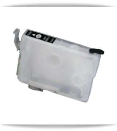 Black Refillable Ink Cartridge for Epson Expression Home XP-200 XP-300 XP-310 XP-400 XP-410 Printers