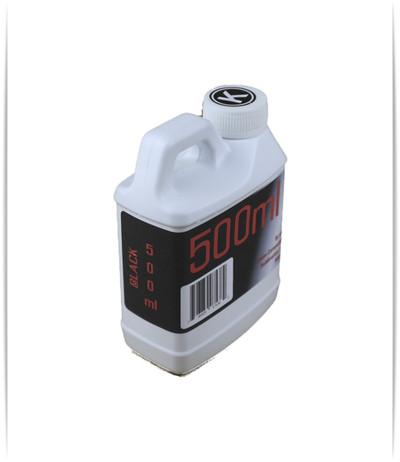 Black Pigment Ink 500ml Bottle for EPSON EcoTank ET-3710 ET-3760 Printer