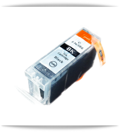 PGI-5BK Black Compatible Canon Pixma printer Ink Cartridge W/ Chip