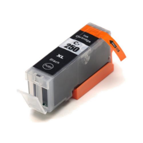 PGI-250XLBK Black Compatible Canon Pixma printer Ink Tank W/ Chip