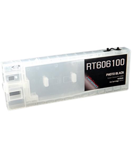 Photo Black Refillable Epson Stylus Pro 4800 compatible ink cartridges 300ml