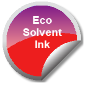 Eco Solvent Ink for EPSON, Roland Printers