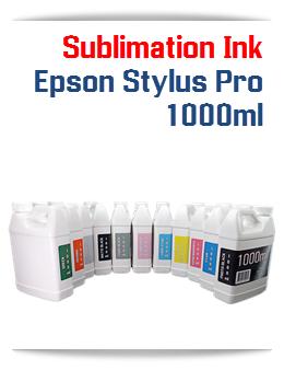 11 Sublimation Ink 1000ml Epson Stylus Pro 7900, 9900 Printers