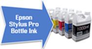 Bottle Ink Epson Stylus Pro Printers