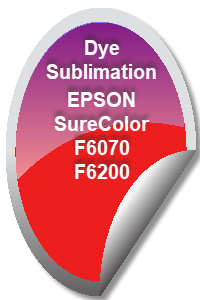 Dye Sublimation Ink for F6070, F7070, F7170, F6200, F7200, F9200, F9370