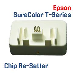 Chip Re-Setter Epson SureColor T-Series Printers Cartridges
