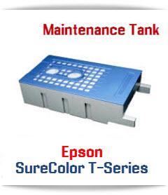Maintenance Tank Epson SureColor T3000, T3270, T5000, T5270,  T7000, T7270 Printers