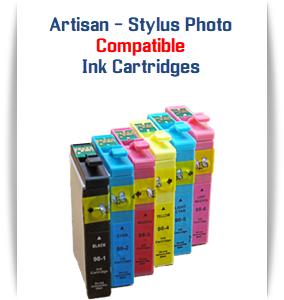 EPSON Artisan 1430 - Stylus Photo 1400 Printer Compatible Ink Cartridges
