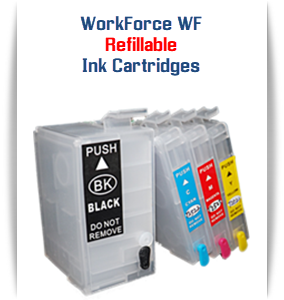 T252XL EPSON WorkForce Refillable ink cartridges