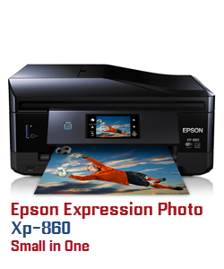 Espon Expression Photo XP-860 Compatible Ink Cartridges