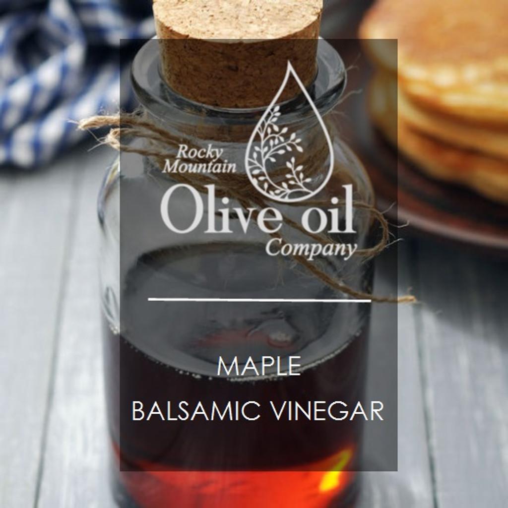 Maple Dark Balsamic Vinegar 375ml