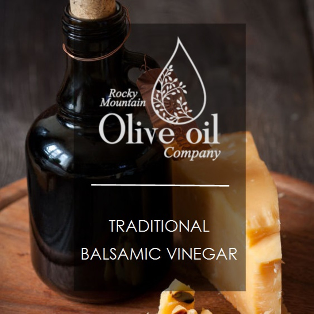 Traditional 18 Year Dark Balsamic Vinegar 375ml