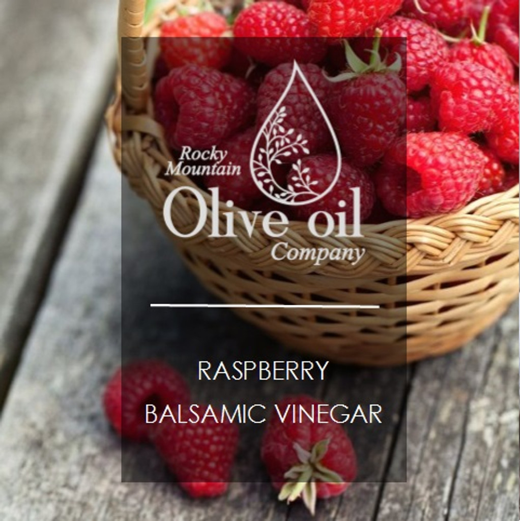 Raspberry Dark Balsamic Vinegar 375ml