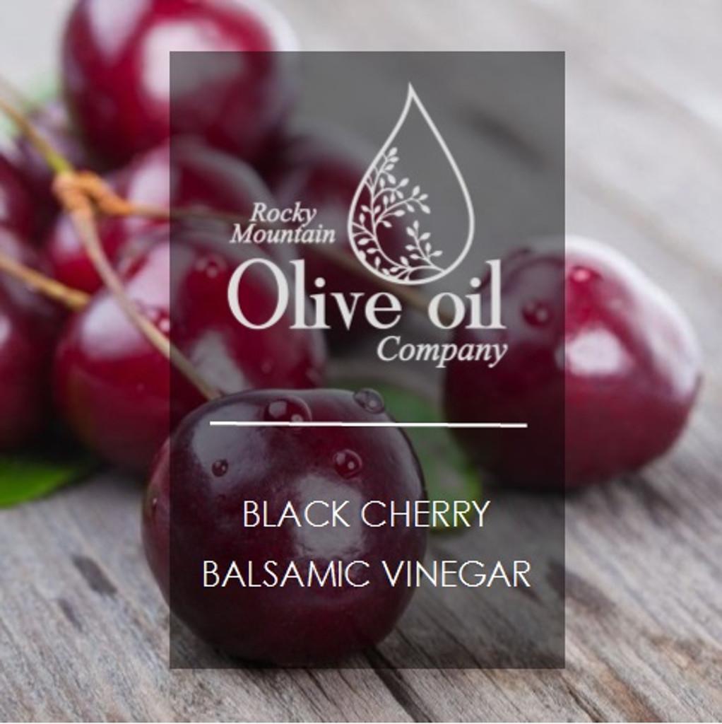 Black Cherry Dark Balsamic Vinegar 375ml