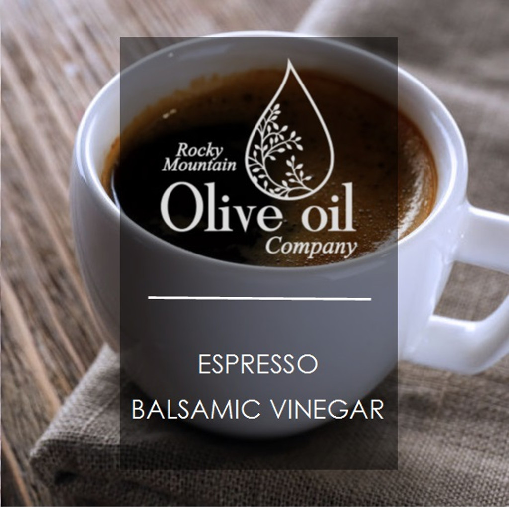 Espresso Dark Balsamic Vinegar 375ml