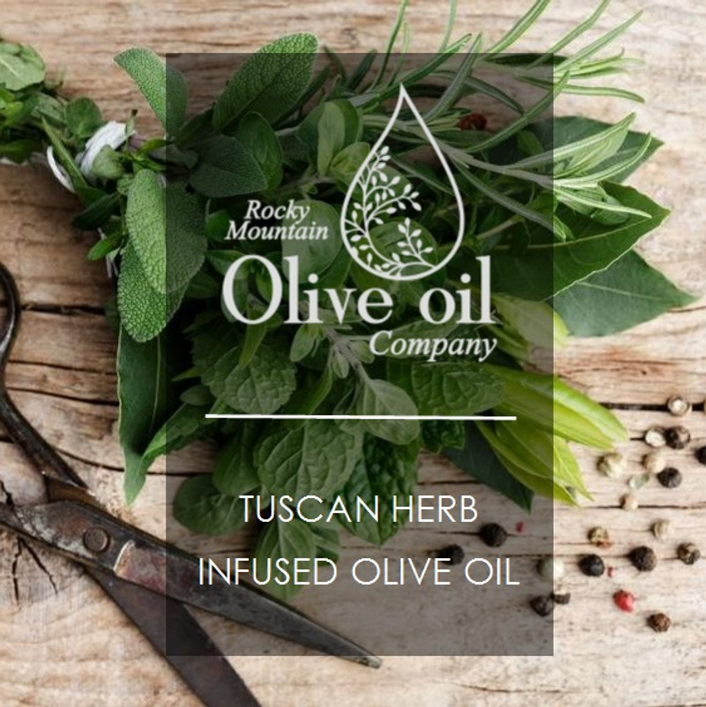 Tuscan Herb Infused Olive Oil 375ml
