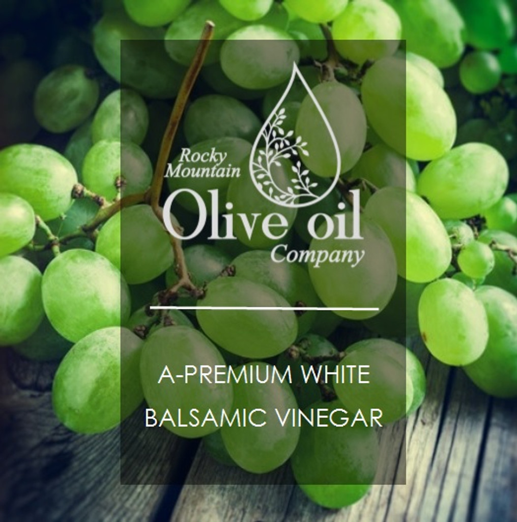 A-Premium White Balsamic Vinegar 375ml