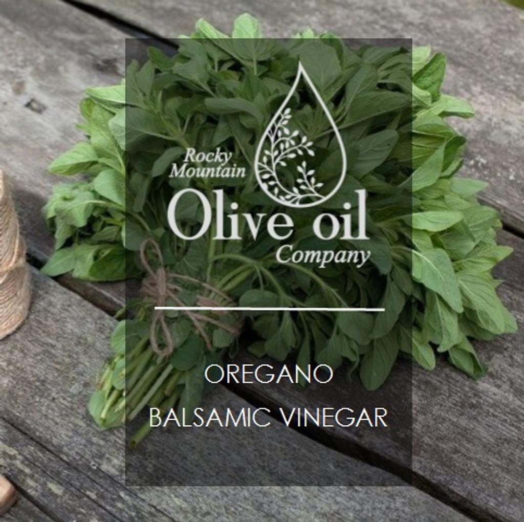 Oregano White Balsamic Vinegar 375ml
