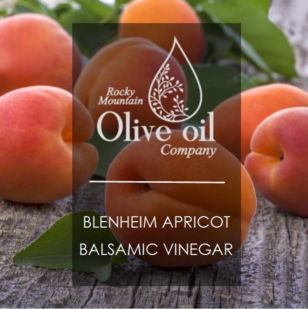 Blenheim Apricot White Balsamic Vinegar 375ml