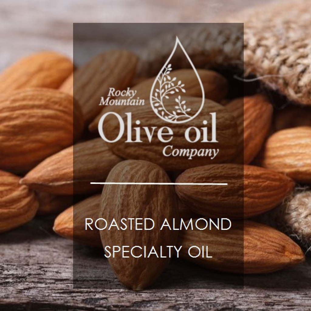 Roasted Almond Oil 375ml