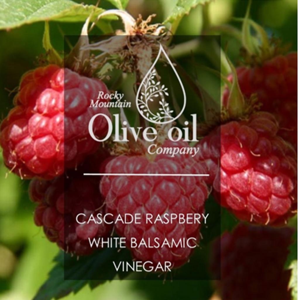 Cascade Raspberry White Balsamic Vinegar 375ml