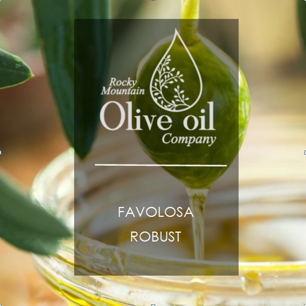 Favalosa Robust Extra Virgin Olive Oil (South Africa) 375ml