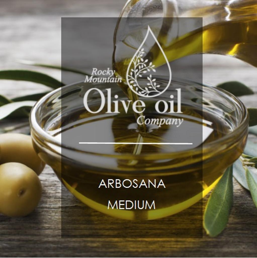 Arbosana Medium Extra Virgin Olive Oil (Chile) 375ml